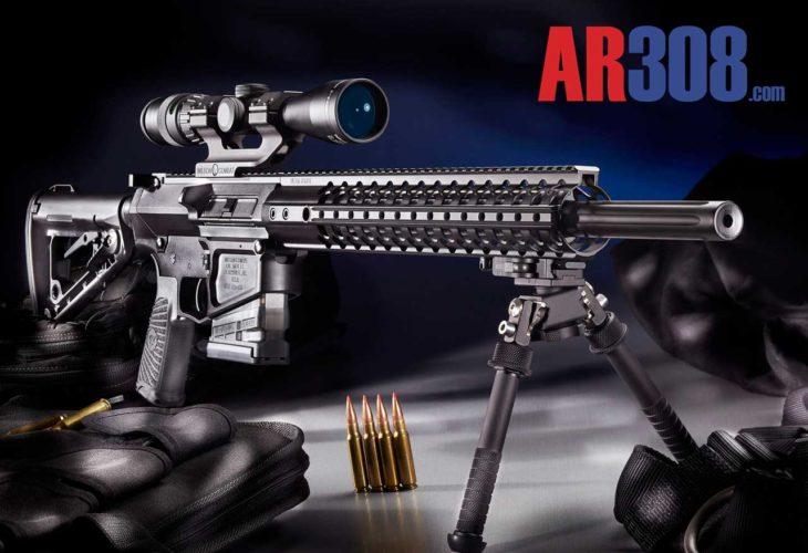 AR308 Wilson Combat 308 Super Sniper