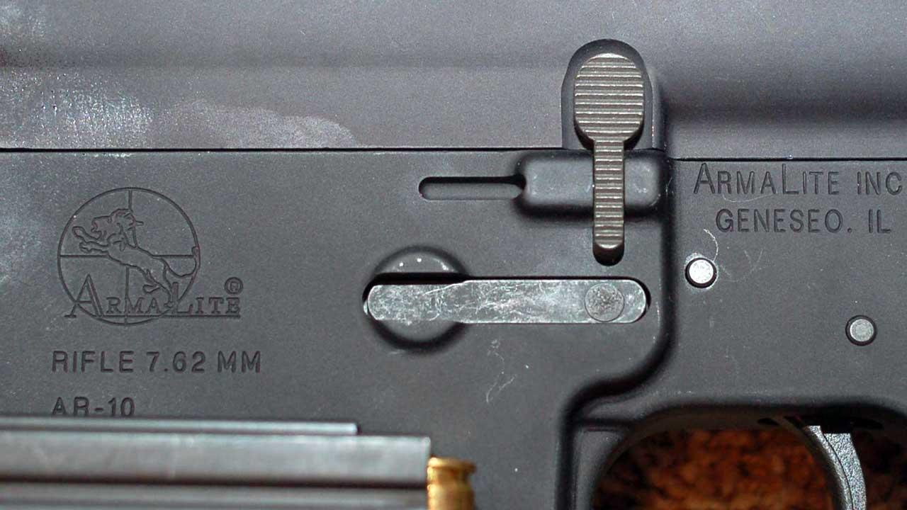 Must Read! Armalite AR-10® is the Only AR-10®   AR308