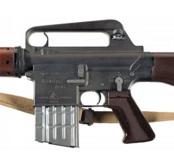 Early Armalite AR-10