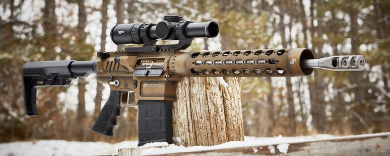 JP LTC-19 Light-Weight Precision Rifle