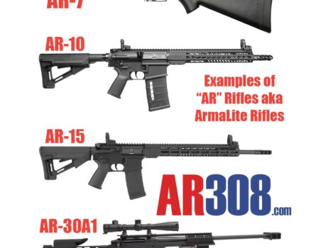 AR Stands For Armalite Rifle Not Assault Rifle